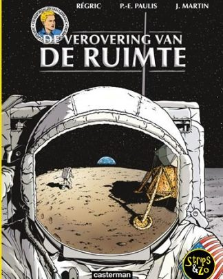 lefranc reportages 6 De verovering van de ruimte