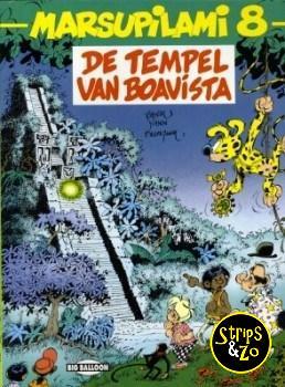 Marsupilami 8 - De tempel van Boavista