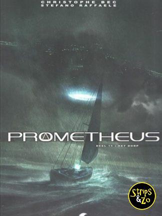 Prometheus 15 – Het dorp