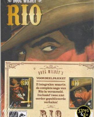 Rio (Wildey) Deel 1 en 2 Voordeelpakket