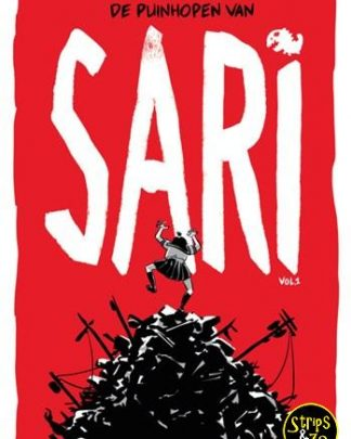 Puinhopen van Sari 1