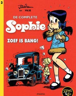 De complete Sophie 3 - Zoef is bang