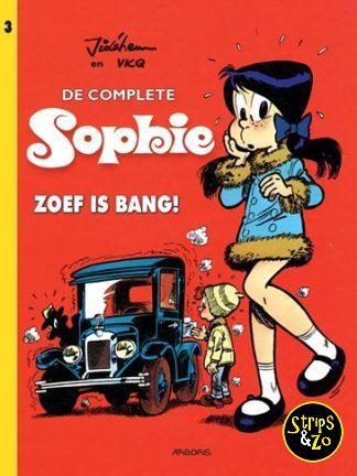 De complete Sophie 3 – LUXE – Zoef is bang