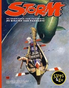 Storm 10 - De piraten van Pandarve