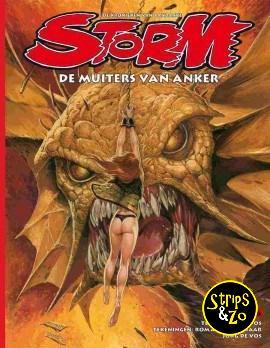 Storm 26 - De muiters van Anker
