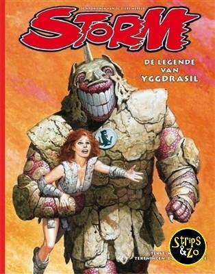 Storm 7 - De legende van Yggdrasil