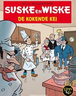 Suske en Wiske - in het kort 6 - De Kokende Kei