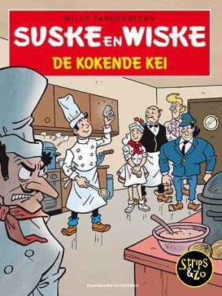 Suske en Wiske – in het kort 6 – De Kokende Kei