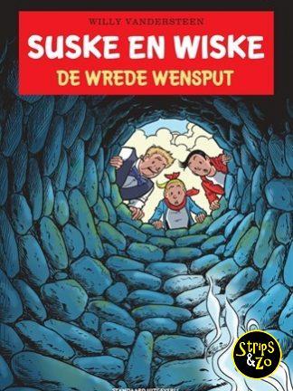Suske en Wiske 348 – De wrede wensput