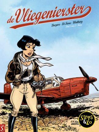 Vliegenierster, de SC 1 – Nora