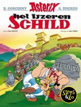 Asterix 11 - Het ijzeren schild