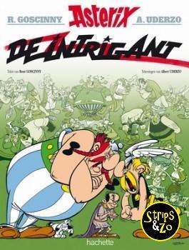 Asterix 15 - De intrigant