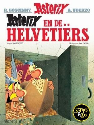 Asterix 16 - Asterix en de Helvetiërs