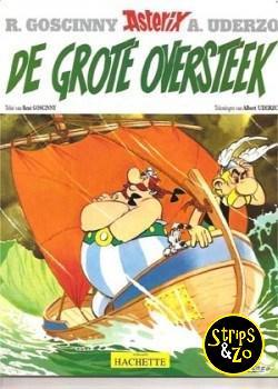 Asterix 22 - De grote oversteek