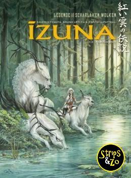 Izuna 1 - Kamigakushi