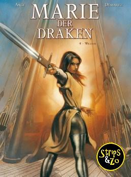 Marie der draken 4 - William