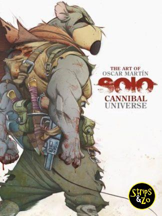 Artbook – Solo – Cannibal Universe