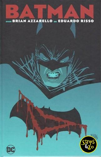 Batman – RW Deluxe – door Brian Azzarello en Eduardo Risso