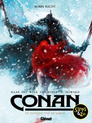 Conan – De avonturier 4 – De dochter van de ijsreus