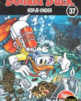 Donald Duck - Thema Pocket 37 - Kopje-onder