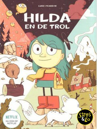 Hilda 1 – Hilda en de trol