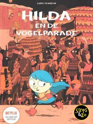 Hilda 3 – Hilda en de vogelparade