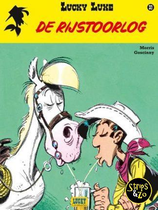 Lucky Luke – Relook 39 – De rijstoorlog
