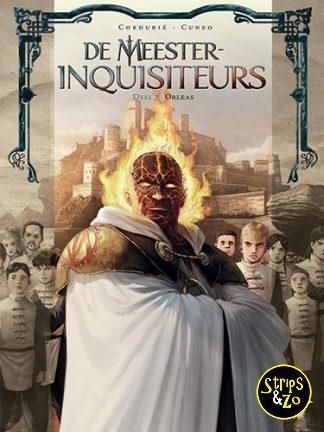 Meester-Inquisiteurs, de SC 7 – Orleas
