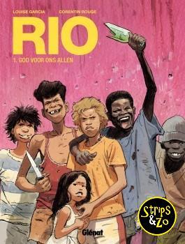 Rio 1 - God voor ons allen