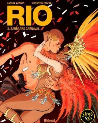 Rio 3 - Barbaars carnaval