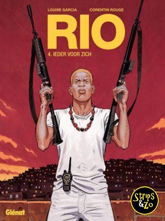 Rio 4 – Ieder voor zich