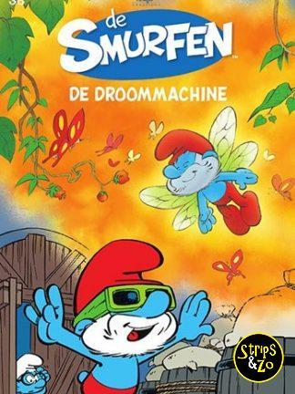 Smurfen, de 38 – De droommachine
