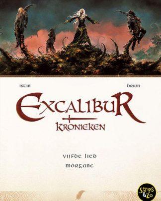 Excalibur kronieken 5 - Morgane