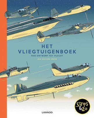 Het vliegtuigenboek van ontwerp tot vlucht Jan van der Veken