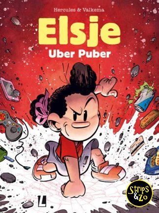 Elsje HC 8 – Uber puber