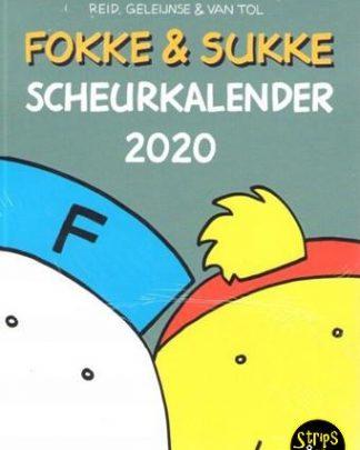 fokke sukker scheurkalender2020