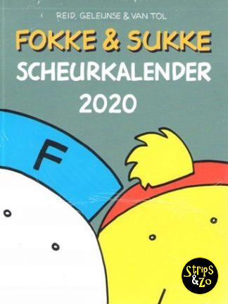 Fokke en Sukke – Scheurkalender 2020