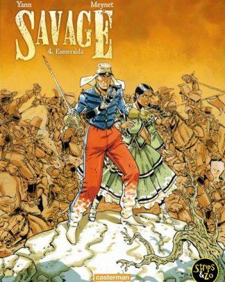 savage 4