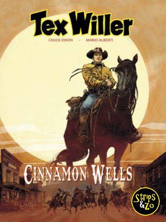 Tex Willer – Kleur 7 – Cinnamon Wells