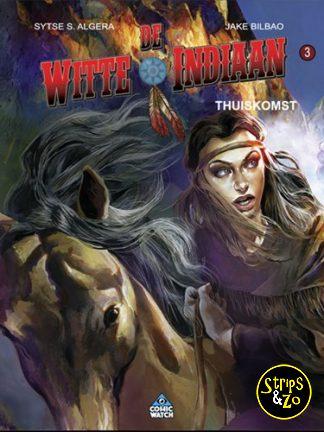 Witte indiaan, de SC 3 – Thuiskomst