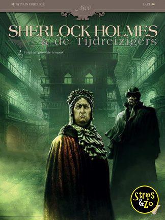 1800 Collectie 38 / Sherlock Holmes & de Tijdreizigers 2 – Fugit Irreparabile Tempus