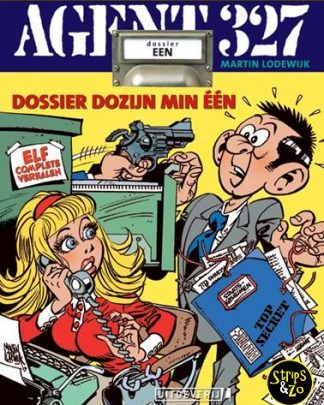 Agent 327 - Dossier 1 - Dossier dozijn min één