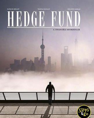Hedge Fund 6 - Beurspiraat