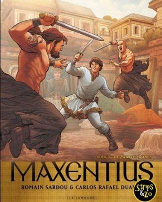 Maxentius 3 - De zwarte zwanen