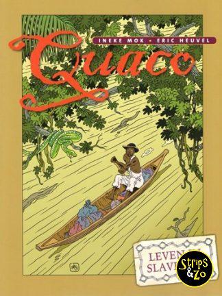 Quaco HC – leven in slavernij