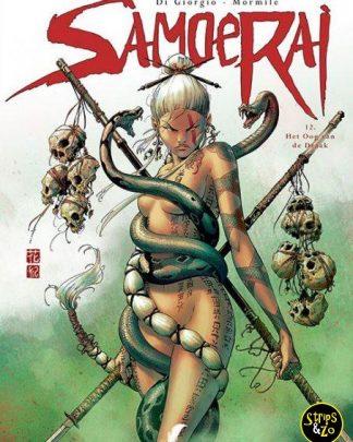 Samoerai 12 - Het Oog van de Draak
