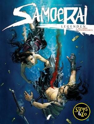 Samoerai Legenden 3 - Het rode ochtendgloren