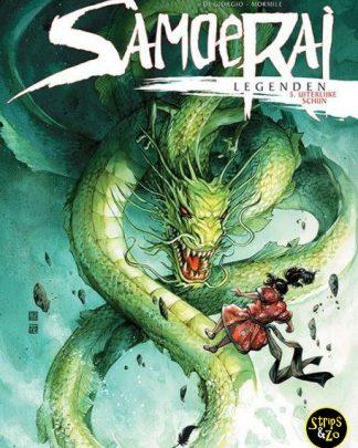 Samoerai Legenden 5 - Uiterlijke Schijn