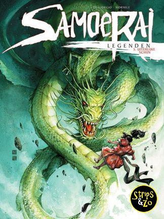 Samoerai Legenden 5 – Uiterlijke Schijn