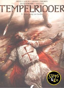 Tempelridder 3 - In de greep van Lucifer